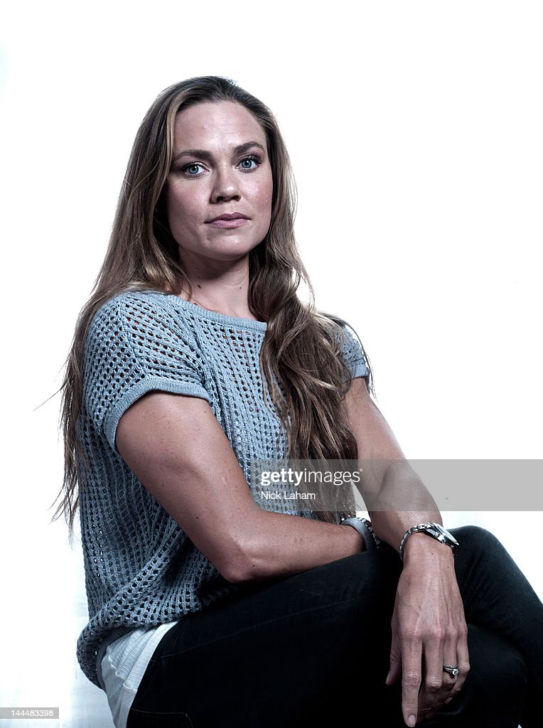 Swimmer, Natalie Coughlin, poses for a portrait during the 2012 Team USA Media Summit on May 14, 2012 in Dallas, Texas.