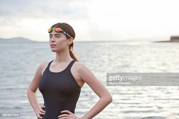 swimmer - swimwear stock pictures, royalty-free photos & images