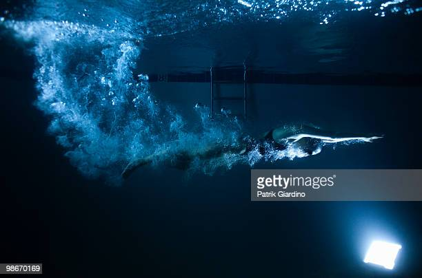 swimmer - newhealth stock photos and pictures