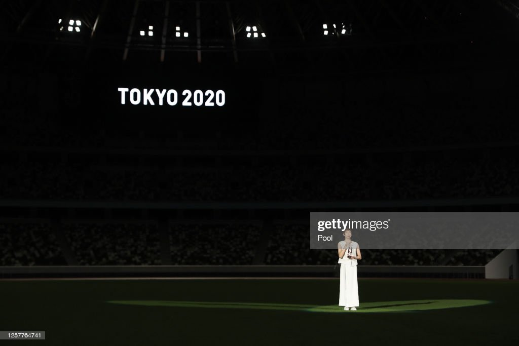 Tokyo Olympic Games One Year To Go : ニュース写真