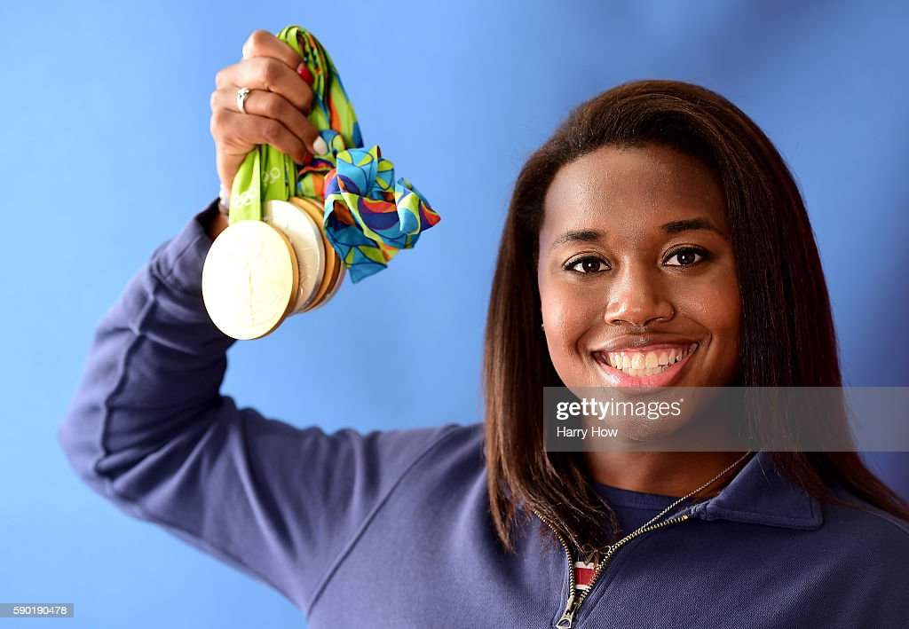 The Today Show Gallery of Olympians : News Photo