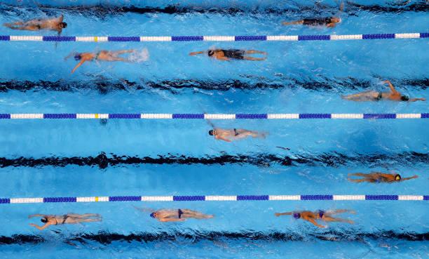 NE: 2021 U.S. Olympic Trials - Swimming - Day 2