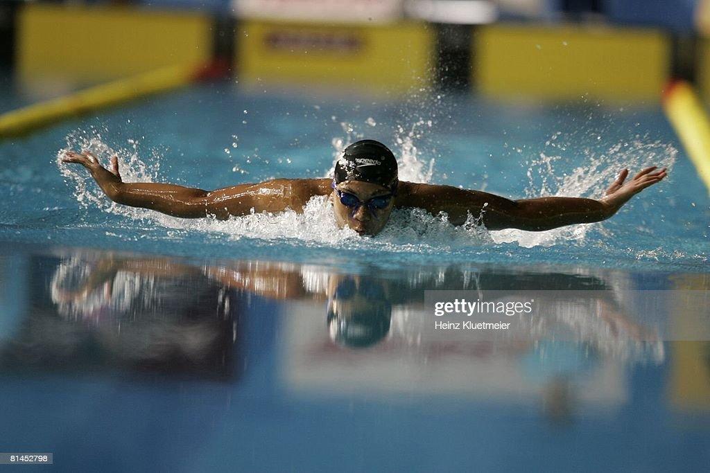Samoa Emma Hunter, 2007 FINA World Championships : News Photo