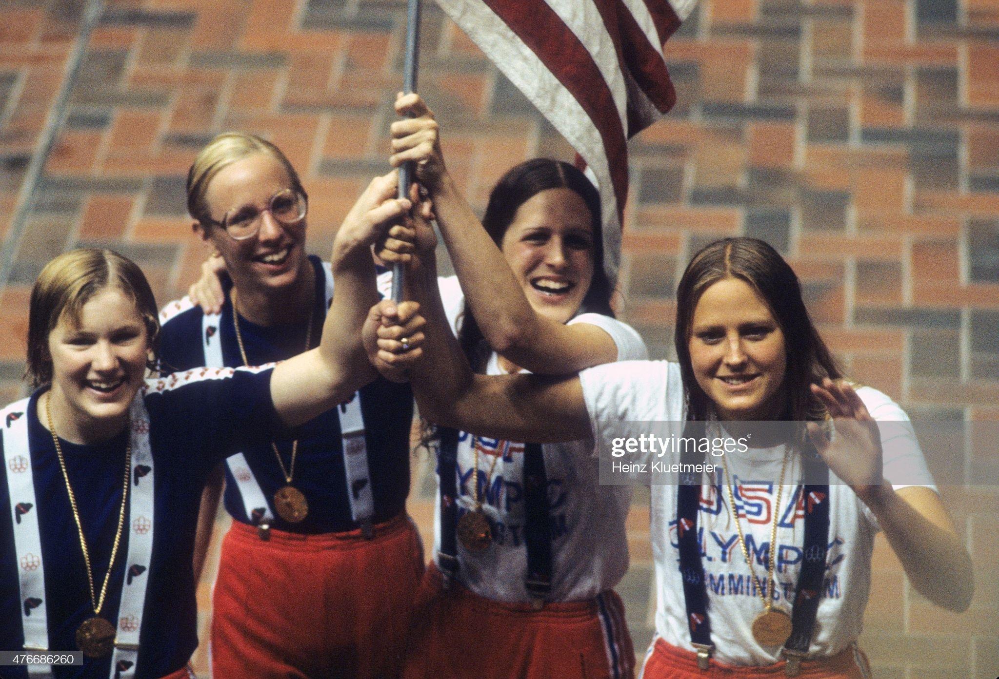 Swimming, 1976 Summer Olympics : Fotografía de noticias