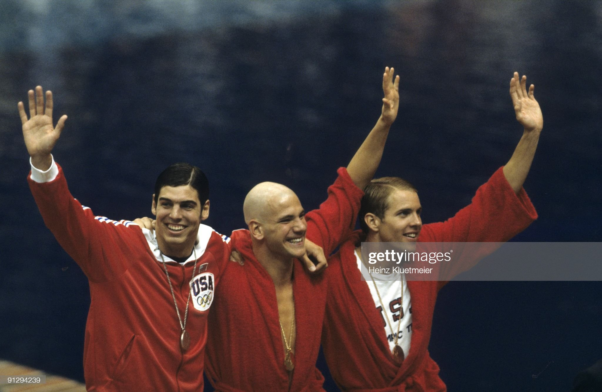 USA Swimming, 1976 Summer Olympics : Fotografía de noticias