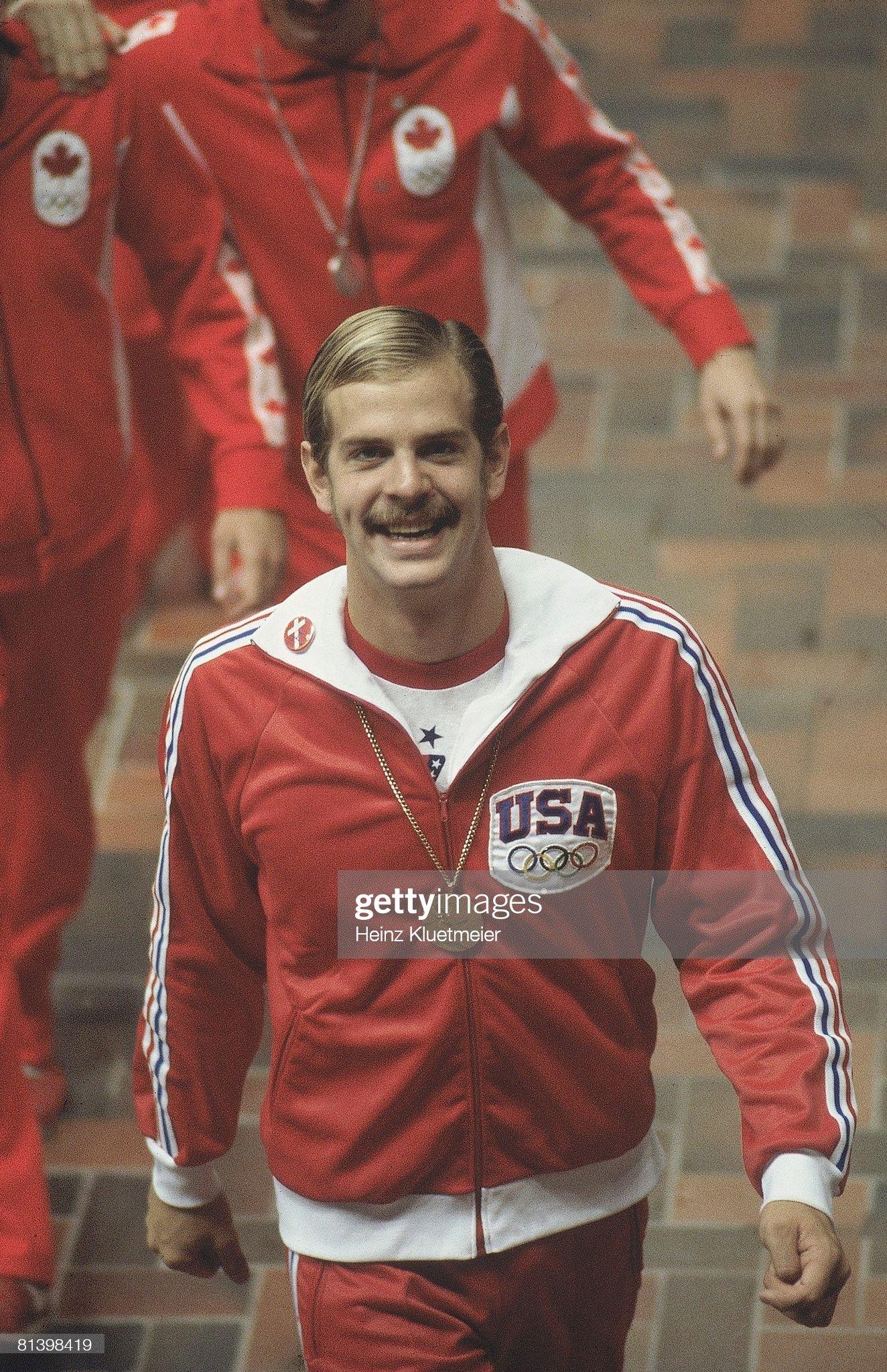 John Naber, 1976 Summer Olympics : Fotografía de noticias