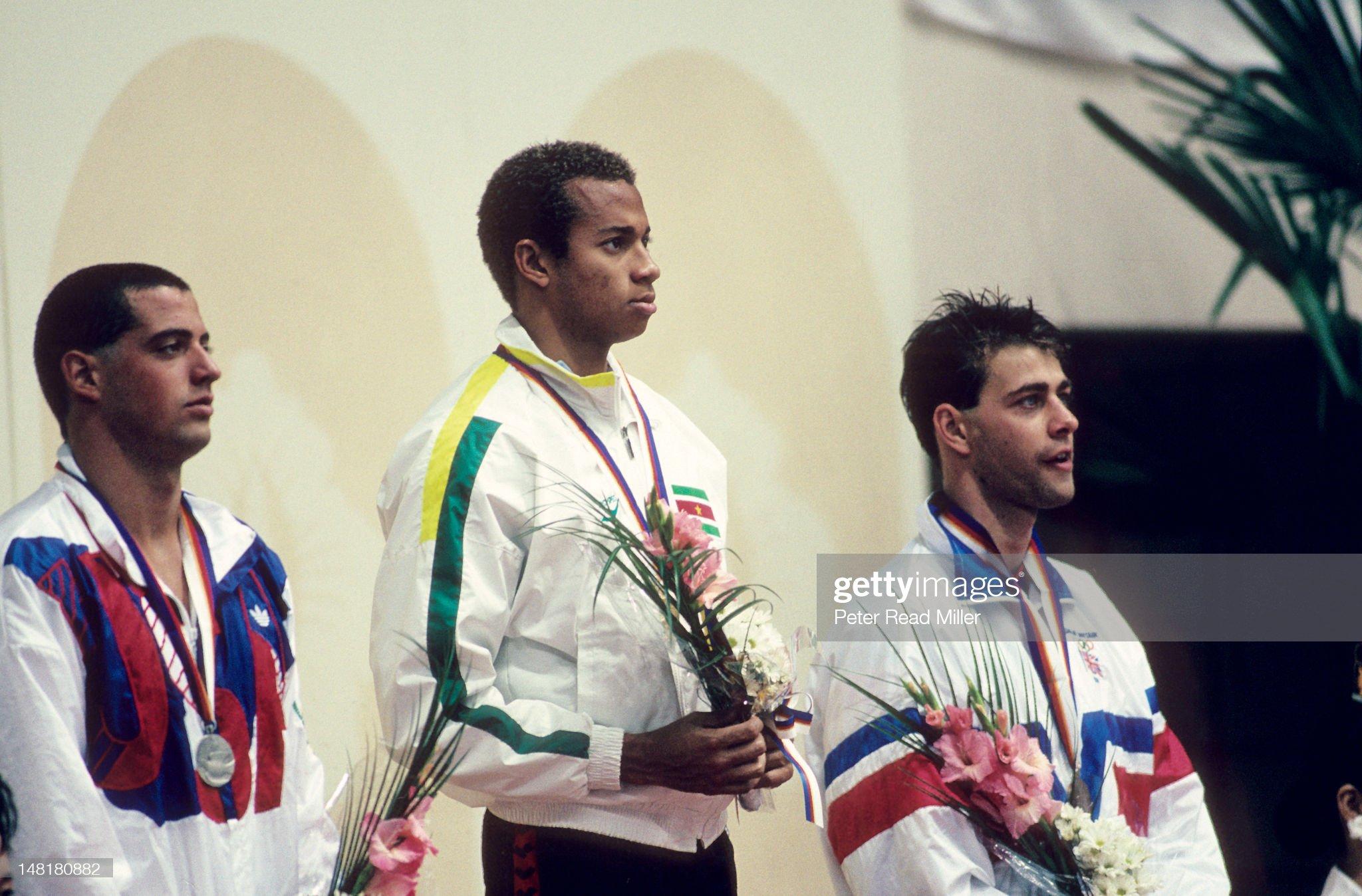 Swimming, 1988 Summer Olympics : Fotografía de noticias