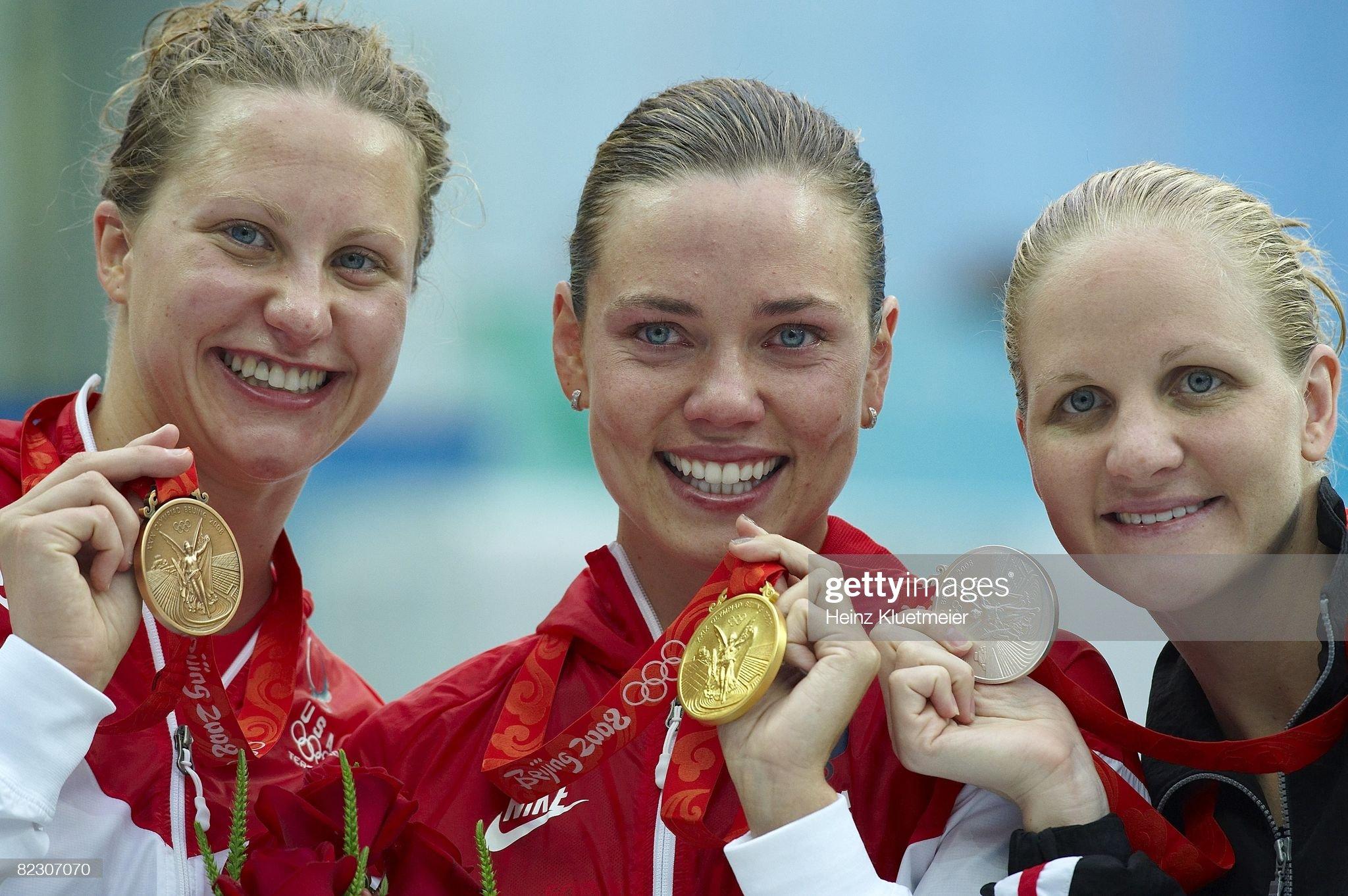 Swimming, 2008 Summer Olympics : Fotografía de noticias