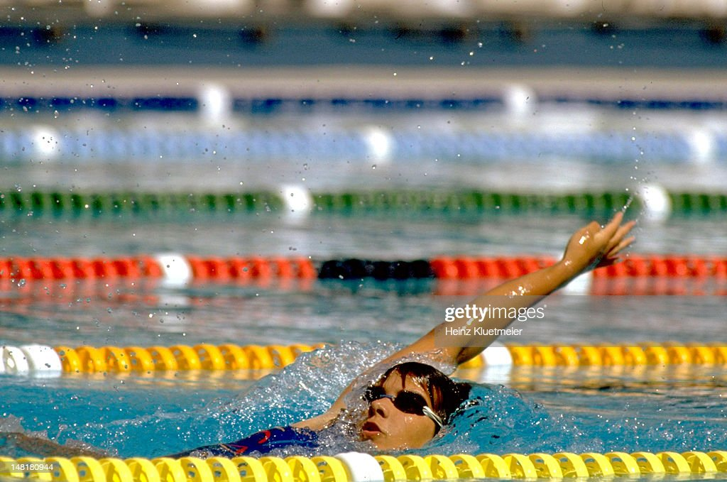 Swimming at the 1991 World Aquatics Championships