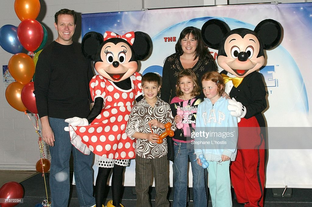 Magical World of Disney On Ice Opening Night