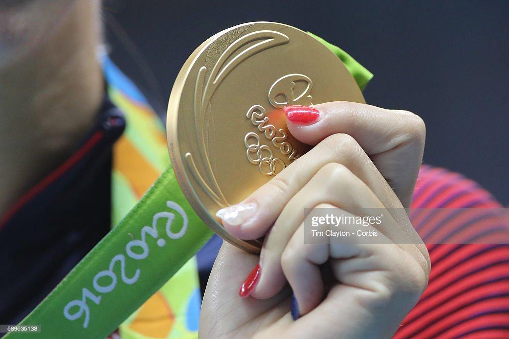Swimming - Rio de Janeiro Olympics 2016 : News Photo