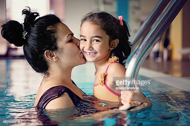 swimming pool games - kids pool games stock pictures, royalty-free photos & images