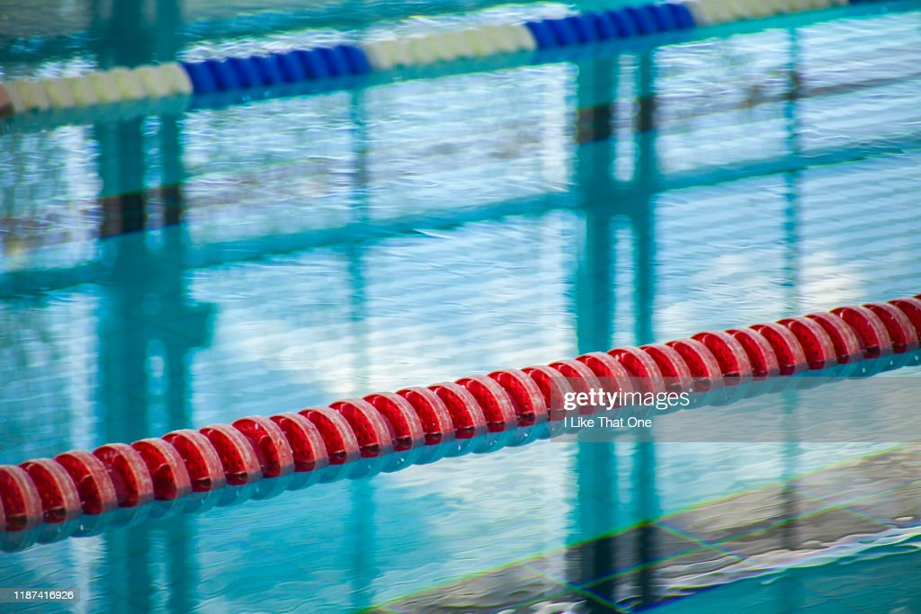 Swimming Pool Lanes 2 : Stock Photo
