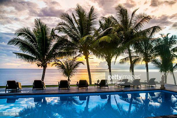 Swimming Pool, Tumbulu Beach, Bali