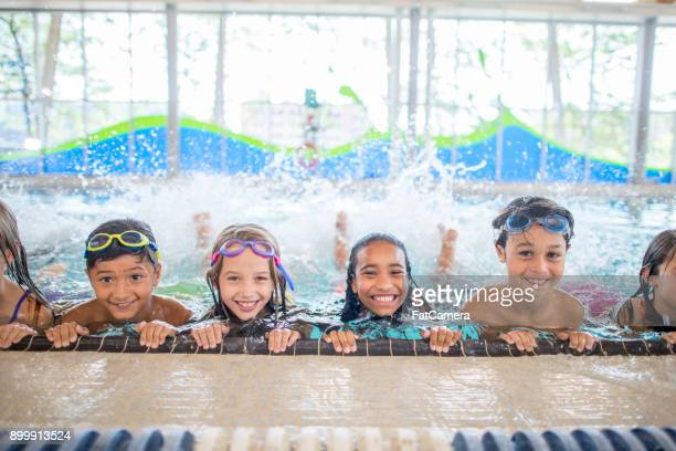 swimming practice - swimming stock pictures, royalty-free photos & images