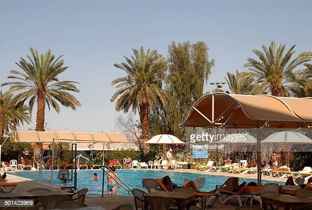 Swimmingpool Hotel Totes Meer Israel Naher Osten Asien Wüste Reise BB DIG PNr 610/2008