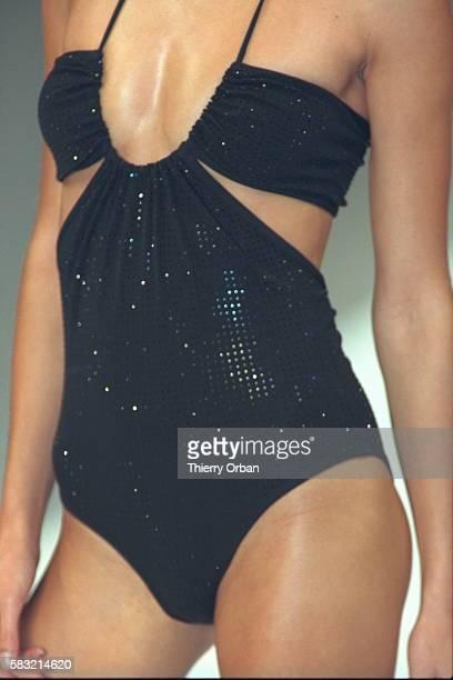 Swimsuit for next summer by the American designer Michael Kors for Céline