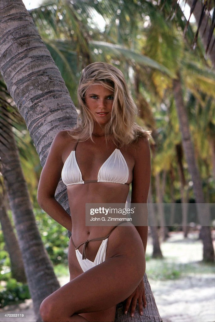 Christie Brinkley, Sports Illustrated, Swimsuit 1980 : News Photo