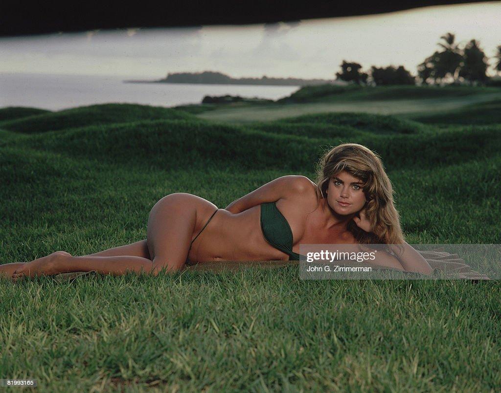 Kathy Ireland, Sports Illustrated, Swimsuit 1987