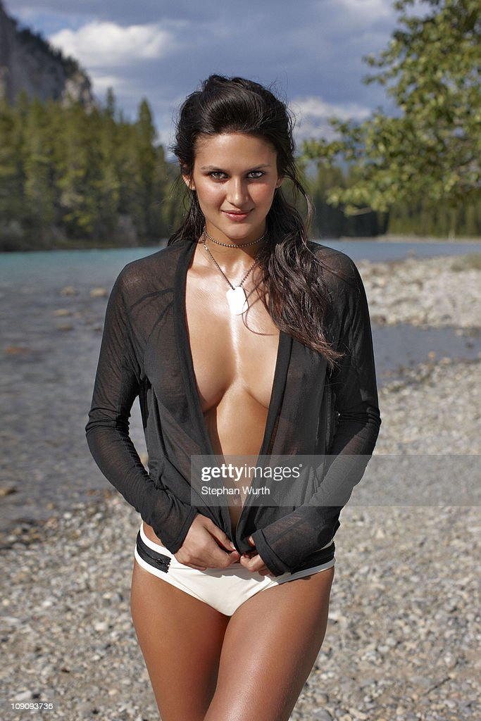 Leryn franco sports illustrated swimsuit 2011 photos and images paraguayan javelin thrower leryn franco poses for the 2011 sports illustrated swimsuit issue on july 30 thecheapjerseys Choice Image