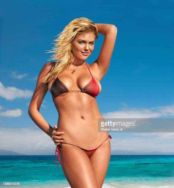 Swimsuit Issue 2012 Model Kate Upton poses for the 2012 Sports Illustrated Swimsuit issue on November 1 2011 in Cairns Australia COVER IMAGE CREDIT...