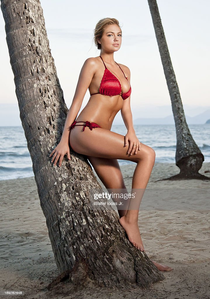 Kate Upton, Sports Illustrated, Swimsuit 2012 : News Photo