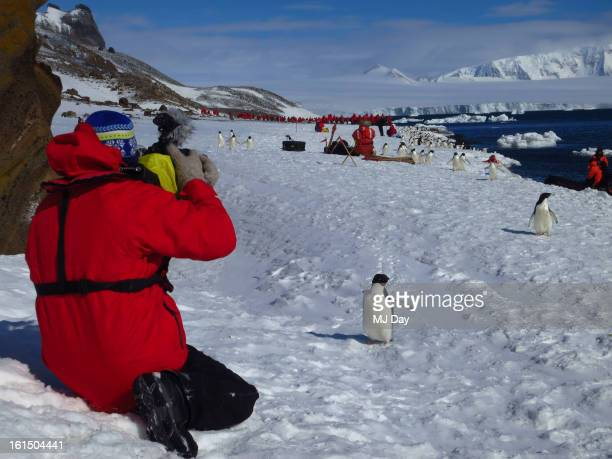 Swimsuit Issue 2013 Behind the scenes of the 2013 Sports Illustrated Swimsuit issue on December 2 2012 in Antarctica CREDIT MUST READ MJ Day/Sports...