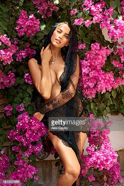 Swimsuit Issue 2013 Model Irina Shayk poses for the 2013 Sports Illustrated Swimsuit issue on August 23 2012 in Seville Spain PUBLISHED IMAGE CREDIT...