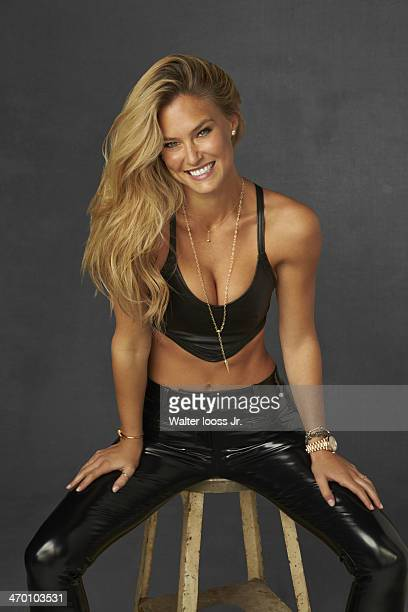 Swimsuit Issue 2014 Model Bar Refaeli poses for the 2014 Sports Illustrated Swimsuit issue on October 17 2013 in New York City PUBLISHED IMAGE CREDIT...