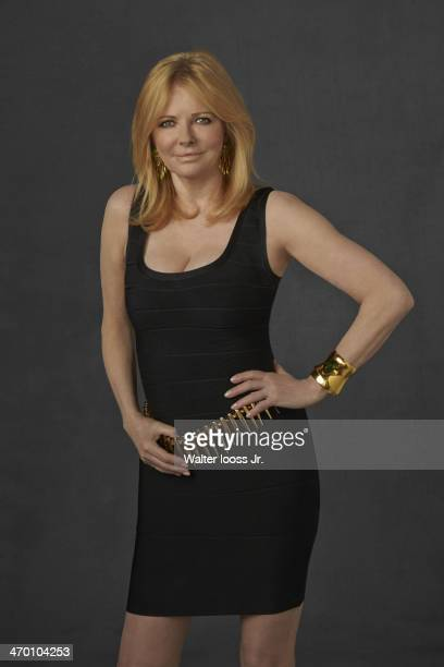 Swimsuit Issue 2014 Model Cheryl Tiegs poses for the 2014 Sports Illustrated Swimsuit issue on October 17 2013 in New York City PUBLISHED IMAGE...