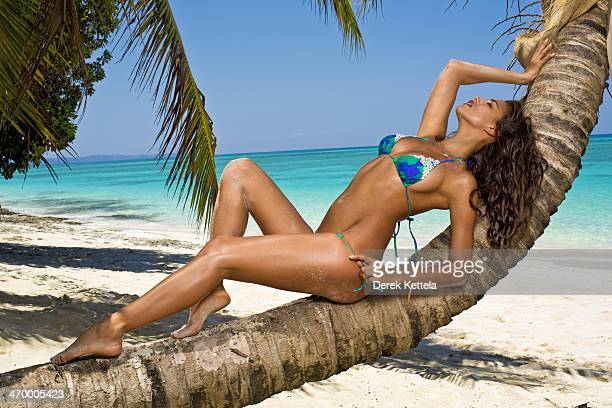 Swimsuit Issue 2014 Model Irina Shayk poses for the 2014 Sports Illustrated Swimsuit issue on September 29 in Madagascar PUBLISHED IMAGE CREDIT MUST...