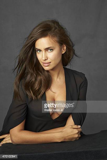 Swimsuit Issue 2014 Model Irina Shayk poses for the 2014 Sports Illustrated Swimsuit issue on October 17 2013 in New York City PUBLISHED IMAGE CREDIT...