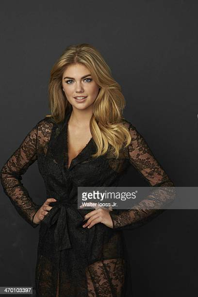 Swimsuit Issue 2014 Model Kate Upton poses for the 2014 Sports Illustrated Swimsuit issue on October 17 2013 in New York City PUBLISHED IMAGE CREDIT...