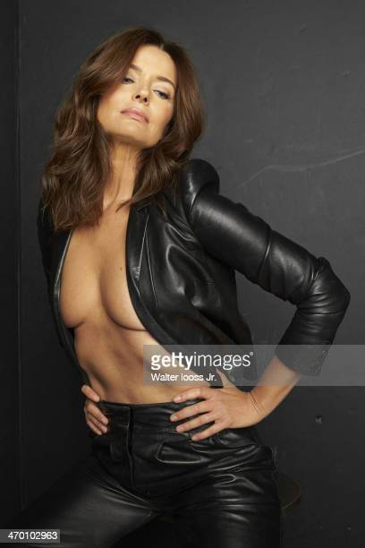 Swimsuit Issue 2014 Model Paulina Porizkova poses for the 2014 Sports Illustrated Swimsuit issue on October 17 2013 in New York City PUBLISHED IMAGE...