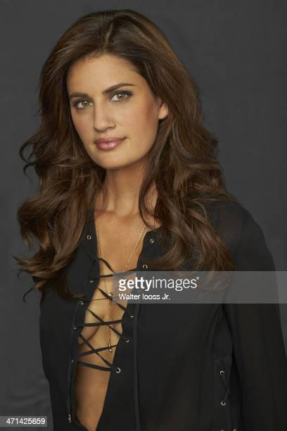 Swimsuit Issue 2014 Model Yamila DiazRahi poses for the 2014 Sports Illustrated Swimsuit issue on October 17 2013 in New York City PUBLISHED IMAGE...