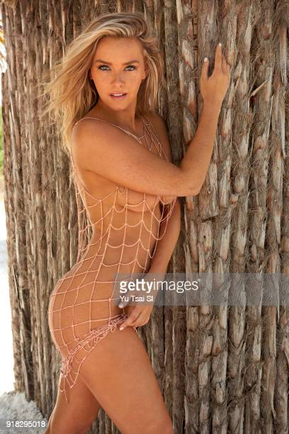 Model Camille Kostek poses for the 2018 Sports Illustrated swimsuit issue on November 15 2017 in Belize PUBLISHED IMAGE CREDIT MUST READ Yu...