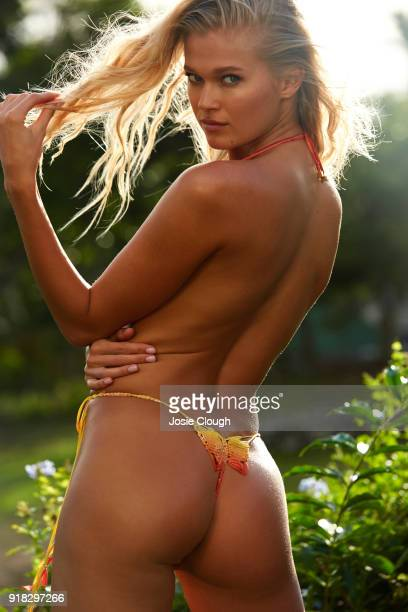Model Vita Sidorkina poses for the 2018 Sports Illustrated swimsuit issue on December 6 2017 in Nevis PUBLISHED IMAGE CREDIT MUST READ Josephine...
