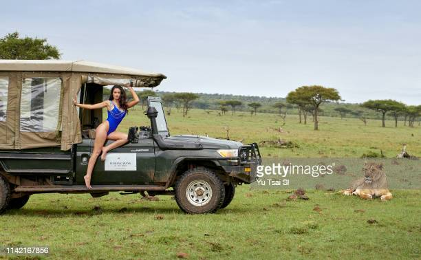 Swimsuit Issue 2019 Model Anne de Paula poses for the 2019 Sports Illustrated swimsuit issue on January 19 2019 in Kenya PUBLISHED IMAGE CREDIT MUST...