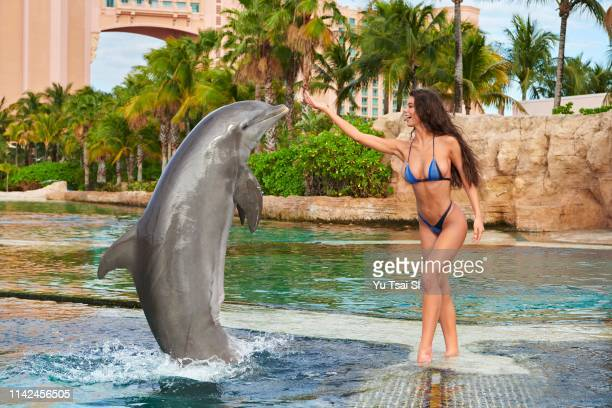 Swimsuit Issue 2019 Model Erin Willerton poses for the 2019 Sports Illustrated swimsuit issue on February 22 2019 in Nassau Bahamas PUBLISHED IMAGE...