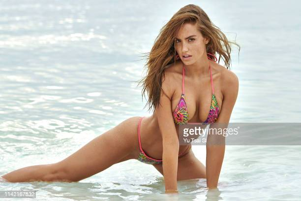 Swimsuit Issue 2019 Model Haley Kalil poses for the 2019 Sports Illustrated swimsuit issue on January 15 2019 in Kenya PUBLISHED IMAGE CREDIT MUST...