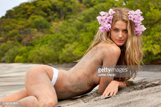 Swimsuit Issue 2019 Model Kate Bock poses for the 2019 Sports Illustrated swimsuit issue on December 6 2018 in Las Catalinas Costa Rica PUBLISHED...