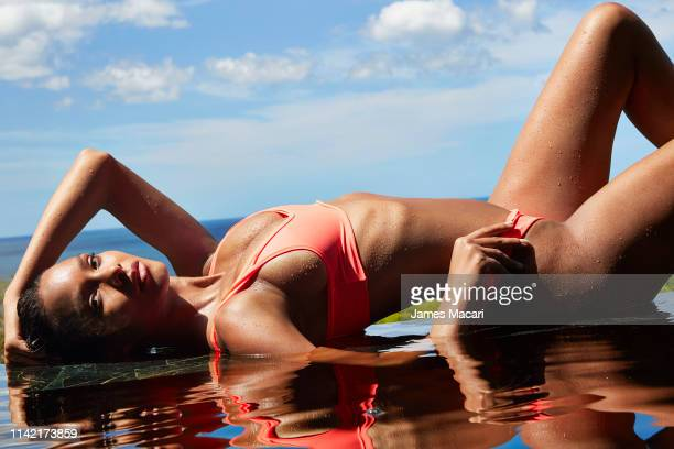 Swimsuit Issue 2019 Model Lais Ribeiro poses for the 2019 Sports Illustrated swimsuit issue on December 5 2018 in Las Catalinas Costa Rica PUBLISHED...