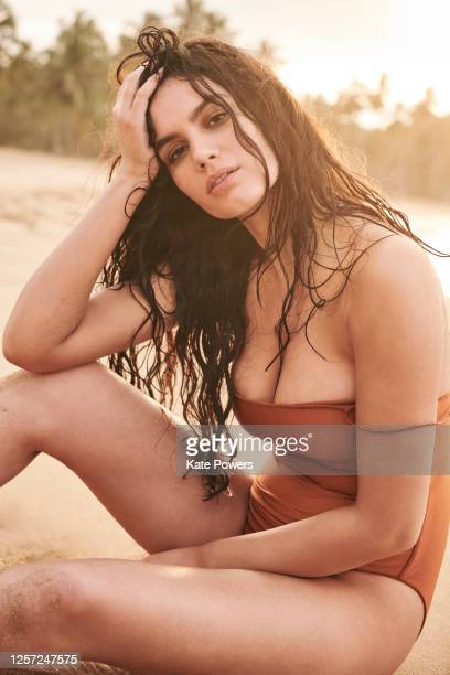 Swimsuit Issue 2020 Model Anne de Paula poses for the 2020 Sports Illustrated swimsuit issue on February 3 2020 in the Dominican Republic CREDIT MUST...