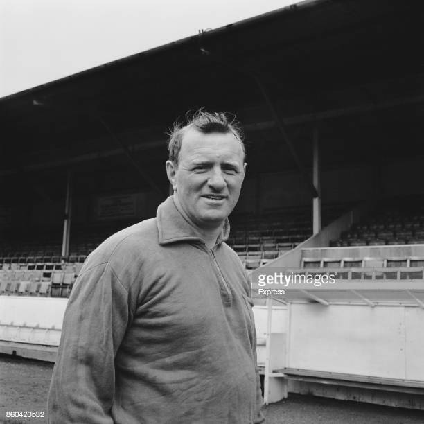 Swindon FC manager Danny Williams UK 11th March 1967
