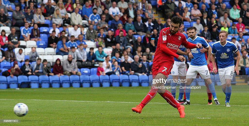 Peterborough United v Swindon Town - Sky Bet League One : News Photo