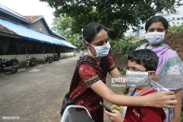 Swine Flu in Pune A doctor herself Suhasini took her daughter for swine flu test but was declined as her daughter was never in direct contact of any...