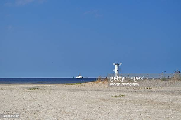 Swinemuende, Usedom island