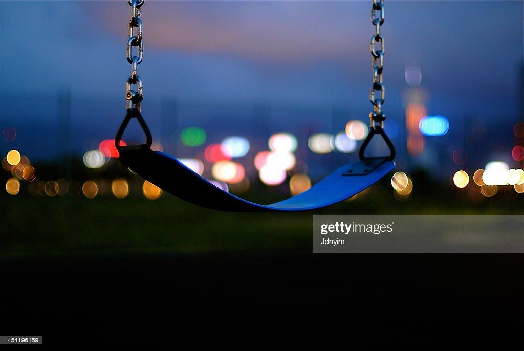 Swing it : Foto de stock