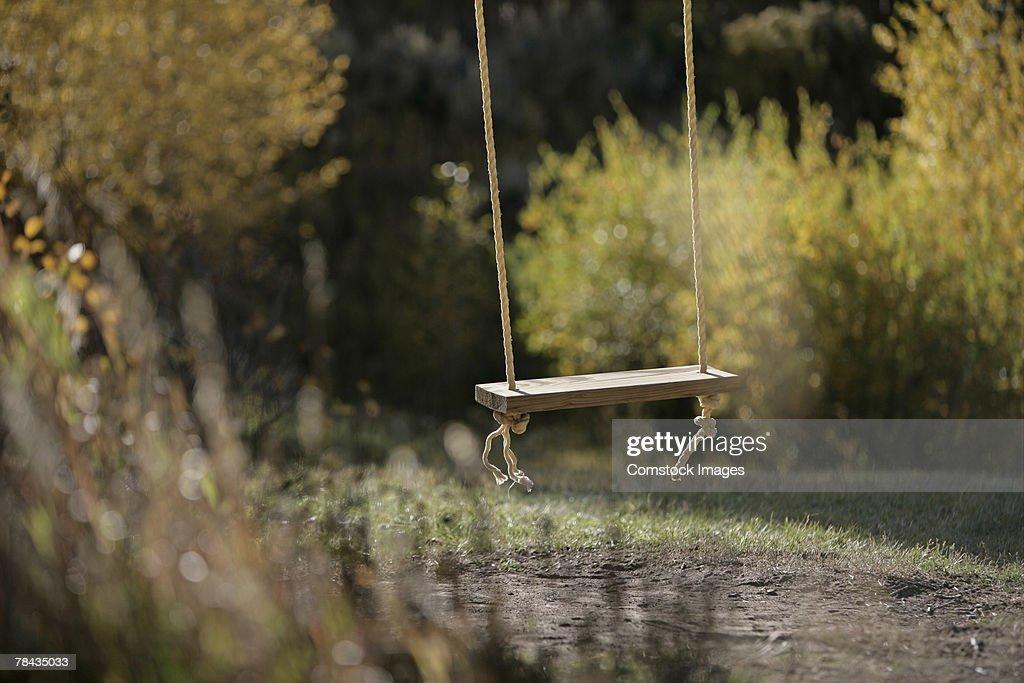 Swing : Stockfoto