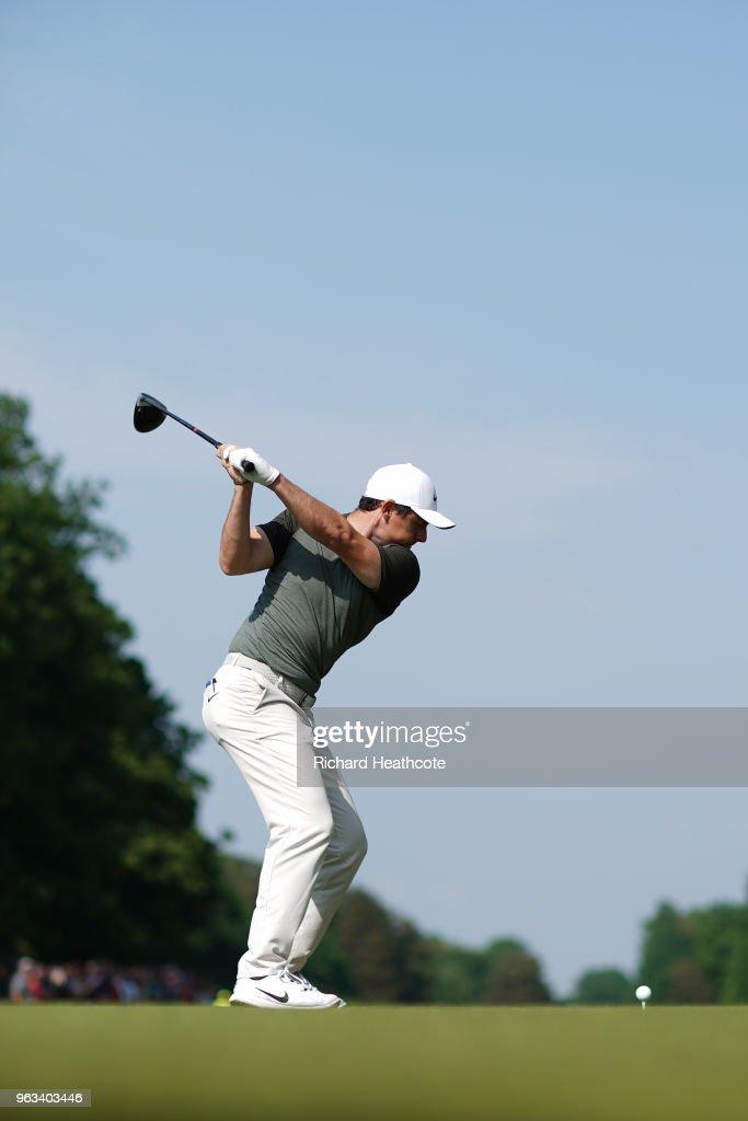 BMW PGA Championship - Day Three : Nieuwsfoto's